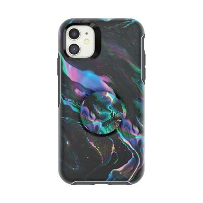 Otter + Pop Symmetry Series Case Oil Agate