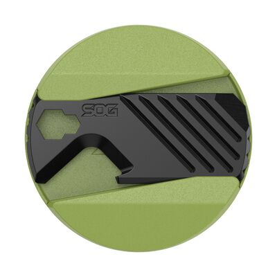 PopGrip SOG Multi-Tool Moss Green
