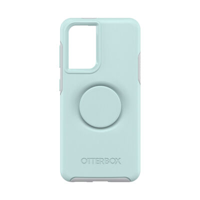 Otter + Pop Symmetry Series Case Tranquil Waters for Samsung S21