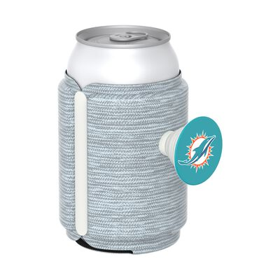PopThirst Can Holder Dolphins