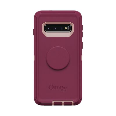 Otter + Pop Defender Series Case Fall Blossom for Samsung