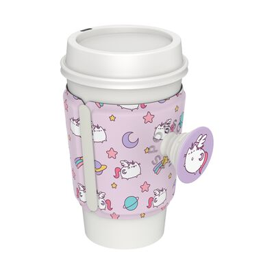 PopThirst Cup Sleeve Super Pusheenicorn