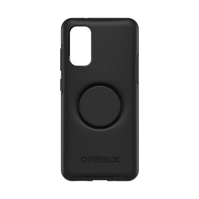 Otter + Pop Symmetry Series Case Black for Samsung